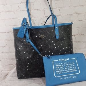 Coach Reversible Large Tote